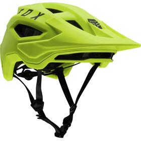Fox Speedframe Helmet Men fluorescent yellow